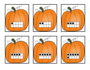Pumpkin Math