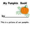 Pumpkin Math Activity Book