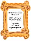 Pumpkin Math Activity Packet