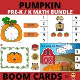 Pumpkin Math BOOM Bundle