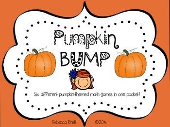 Pumpkin Math BUMP