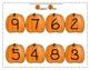 Pumpkin Math Center Activities!