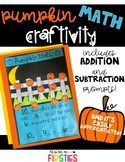 Pumpkin Math Craftivity