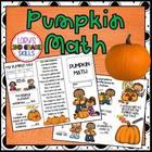 #spookysale Pumpkin Math Fun