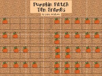 Pumpkin Math Games