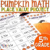 Pumpkin Math | 5th Grade