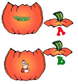 Pumpkin Math & Literacy Fun!