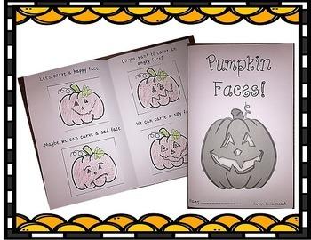 Pumpkin Math!  Our Class Pumpkin!