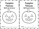 Pumpkin Math & Science (Pumpkin Palooza