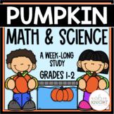 Pumpkin Math & Science: A Week-Long Study for Grades 1-2