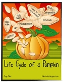 Pumpkin Math, Science, Reading, Art and Cooking Activities!