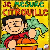 Pumpkin Math & Science in FRENCH