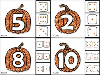 Pumpkin Math-a-Palooza