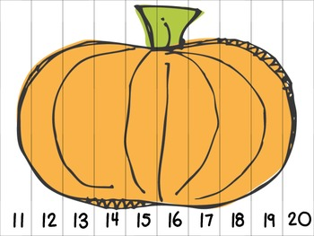 Pumpkin Math and Literacy