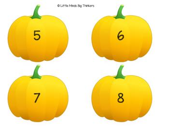 Pumpkin Math and Literacy Activities