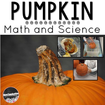 Pumpkin Math and Science Inquiry