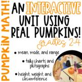 Pumpkin Math Unit!
