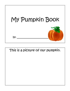 Pumpkin Math and Science for Grade 1