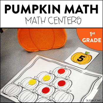 Pumpkin Math for Primary Grades