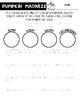 Pumpkin Math for Upper Grades- Measurement Hands on Activity