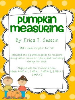 Pumpkin Measuring