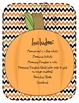 Pumpkin Measuring Mania Activity Pack