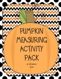 Pumpkin Measuring Mania Activity Pack