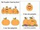 Pumpkin Mini Letter of the Week- P Pack