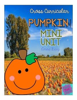 Pumpkin Mini Unit - Life Cycle, Crafts, Writing