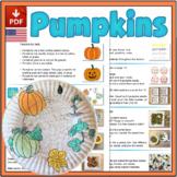 Pumpkin Mini-lesson - US Version (Letter)