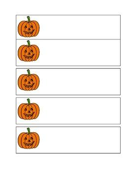 Pumpkin Missing Number