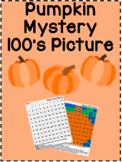 Pumpkin Mystery 100's Chart