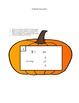 Pumpkin Name Boxes