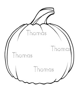 Pumpkin Name Search and Name Trace