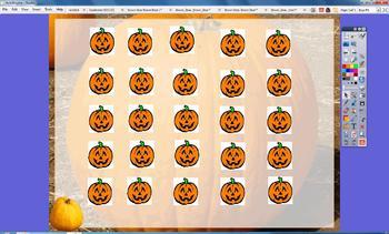 Pumpkin Name Selector