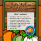 Pumpkin Note Value Addition Station Center Sub Tub Fall Thanksgiving Halloween