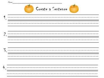 Pumpkin Noun, Verb, Adjective