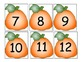 Pumpkin Number Cards/Calendar Cards