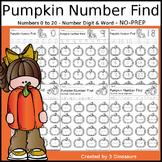 Pumpkin Number Find