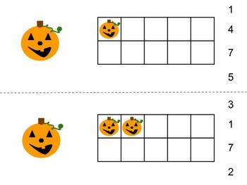 Pumpkin Number ID Center