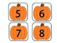 Pumpkin Number Line Cards (1-100)