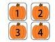 Pumpkin Number Line Cards (1-100)