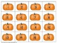Pumpkin Number Order