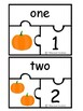 Pumpkin Number Puzzles (1-10) #StartFreshBTS