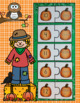 Pumpkin Number Puzzles Numerals to 20