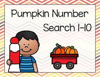 Pumpkin Number Search