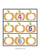 Fall Pumpkin Number Sequencing 0-10