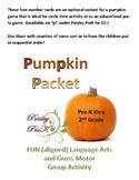 Pumpkin Number Set 1-8