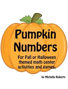 Pumpkin Numbers