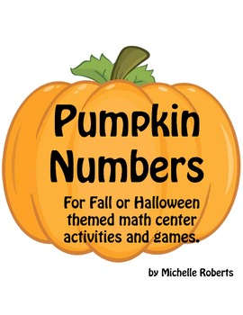 Pumpkin Numbers